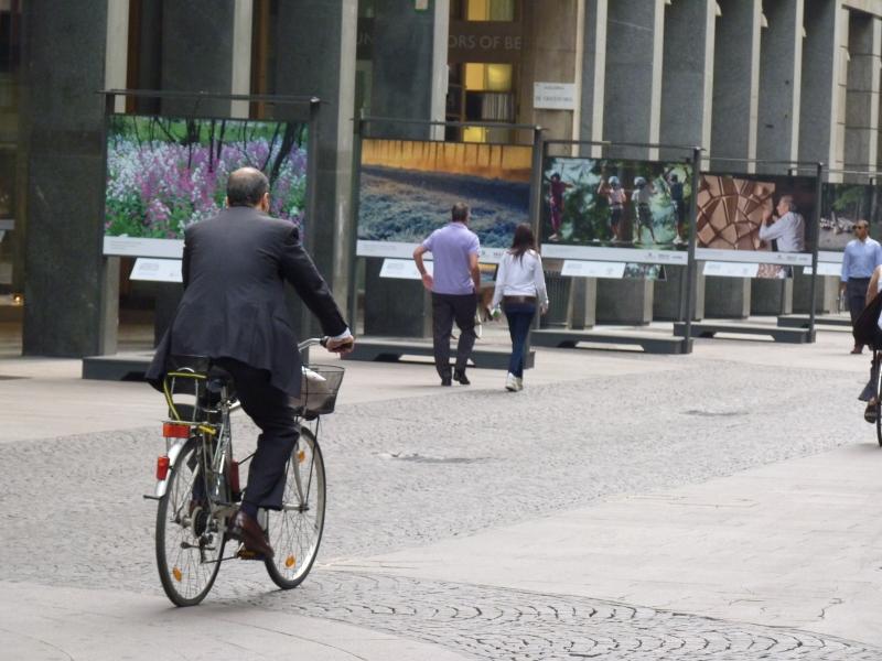 Miláno ulice