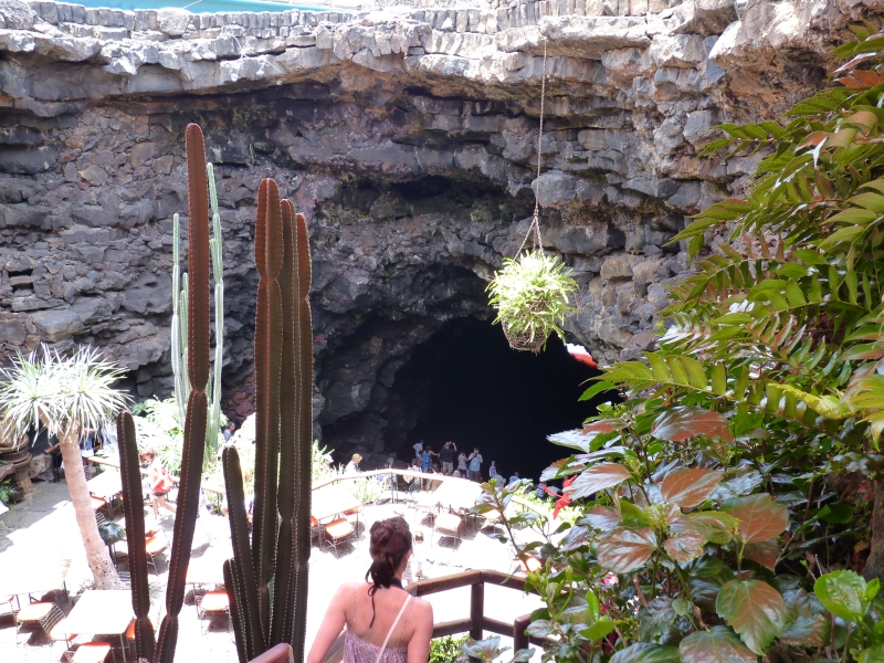 Jaskyňa Jameos del Agua
