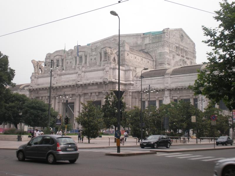 Stazione Central Milano
