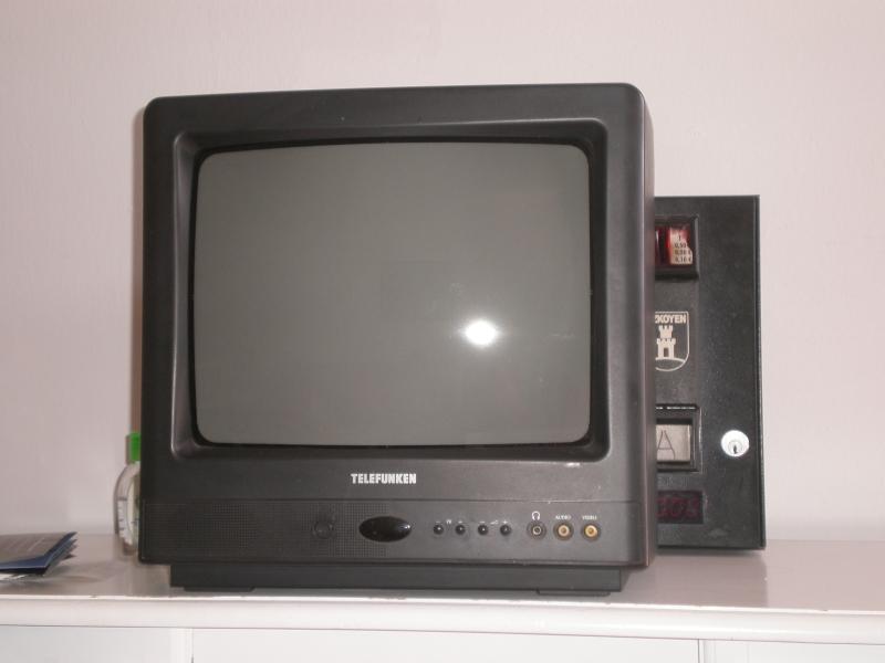 Televízor na mince