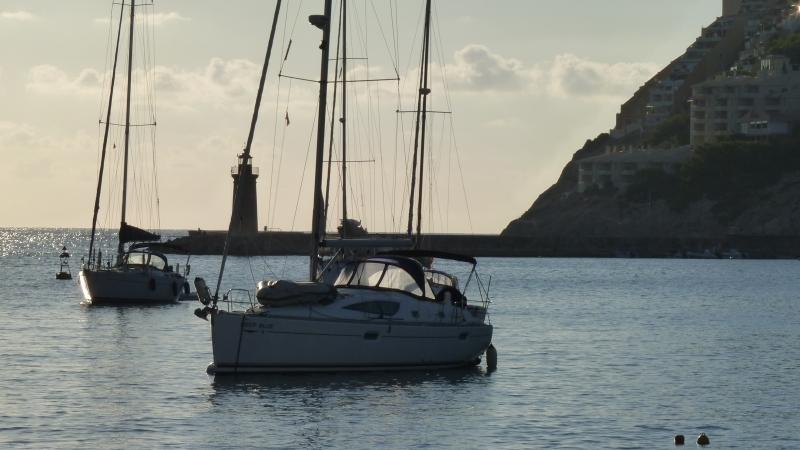 Jachty v Port de Andratx