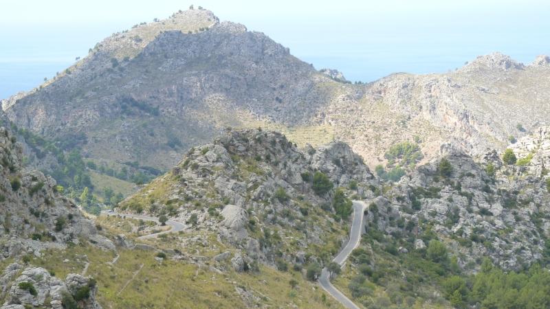 Cesta na Sa Calobru