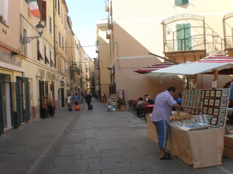 Ulice Alghera