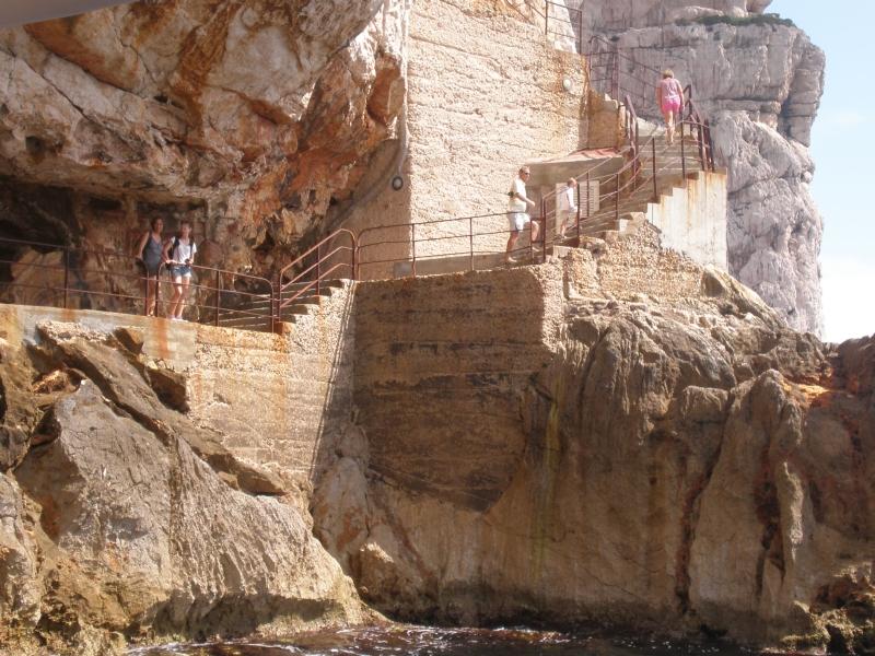 Chodník ku jaskyniam