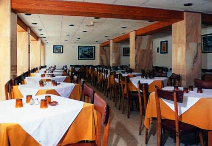 Jedáleň Torre Arenal