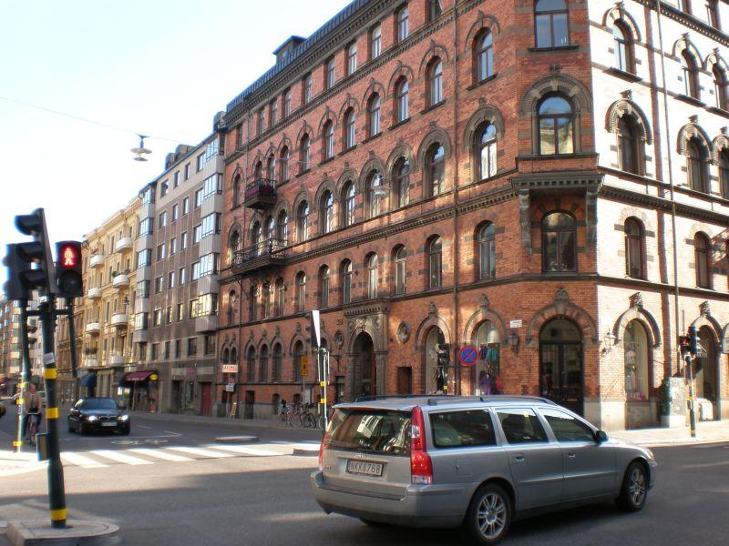 Štokholmské ulice