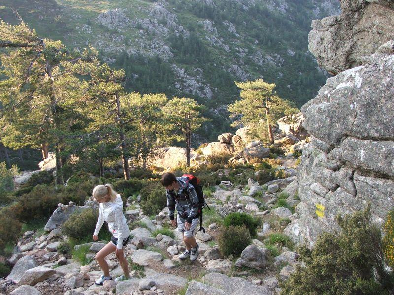 Korzické hory