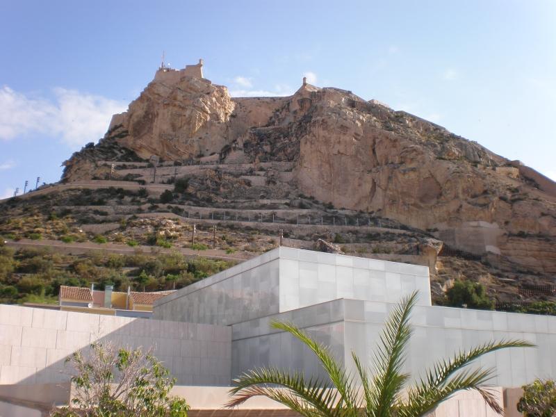 Výhľad z hostela La Milagrosa