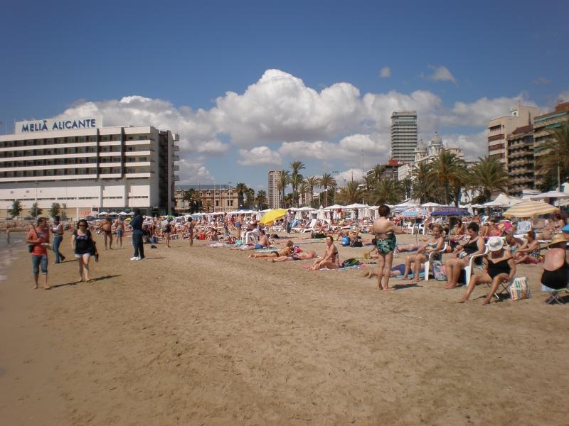 Pláž El Postiguet