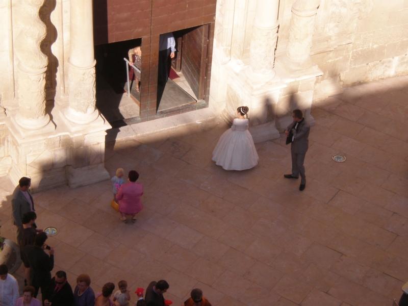 Alicante - svadba