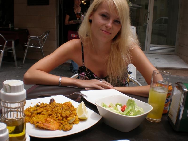 Alicante - obed
