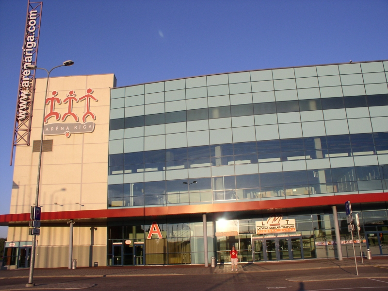 Riga skonto aréna