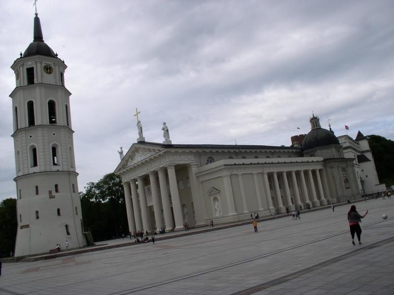 Vilnius katedrála