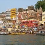 Váránasí - Ganga