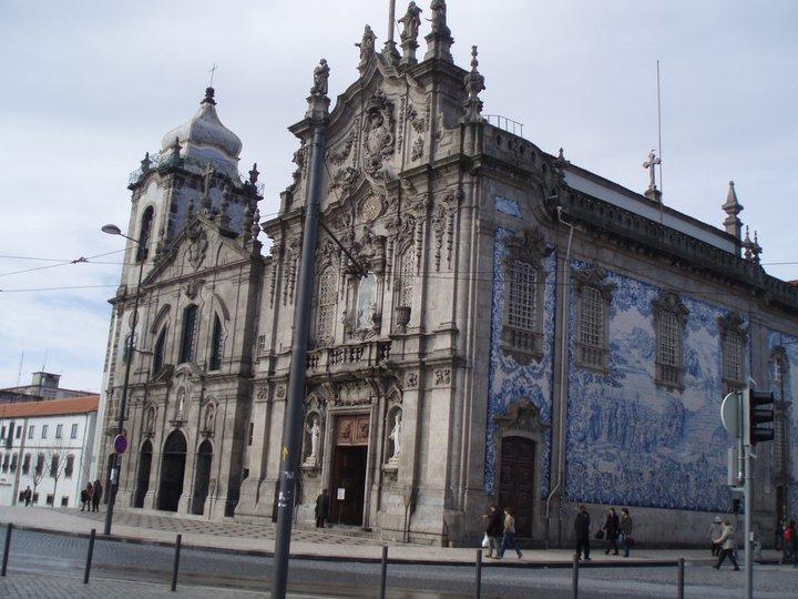 Igreja do Carmo e Carmelitas