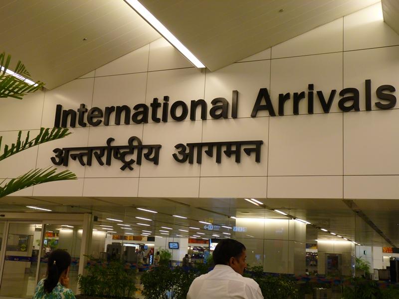 Letisko Dillí