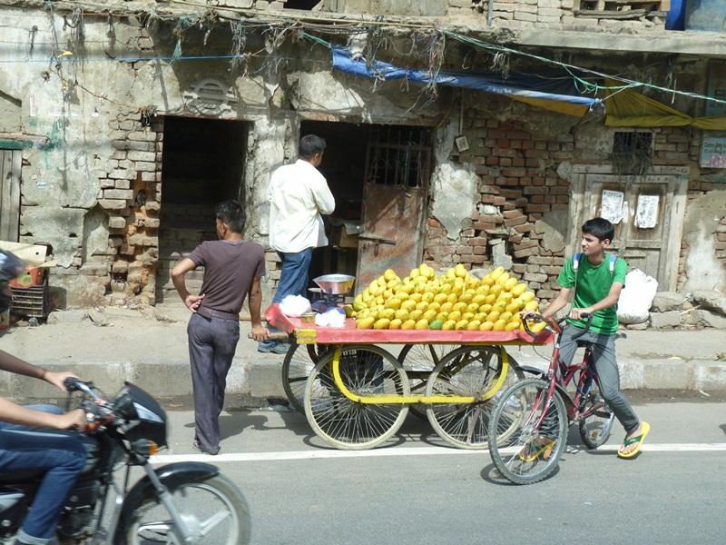 Ulice v Dillí