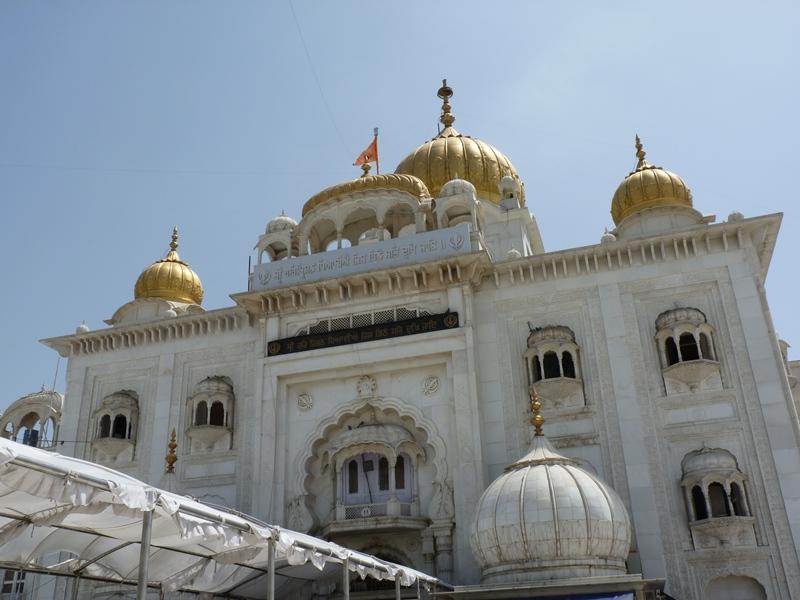 Gurudwara Shri Bangla Sahib
