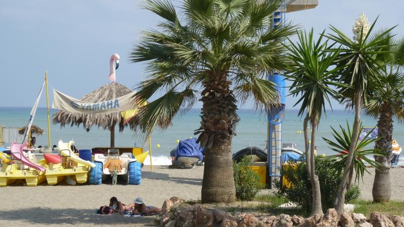 Torremolinos - pláž