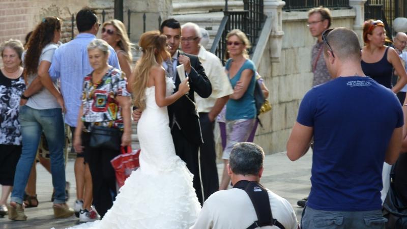 Málaga - svadba