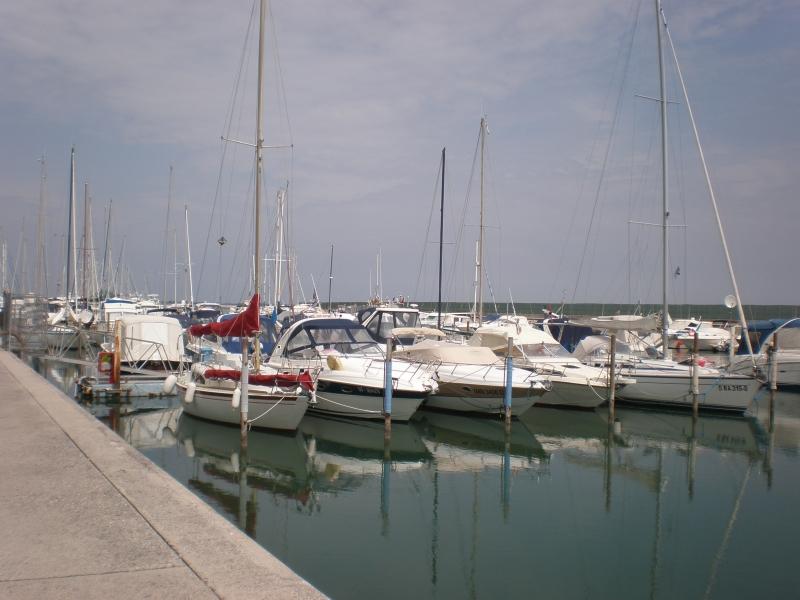 Lignano prístav