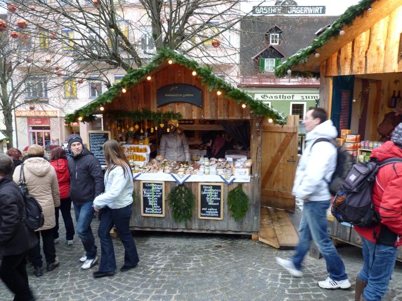 Mariazell - vianočné trhy