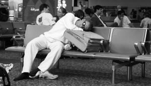 Cestovná únava