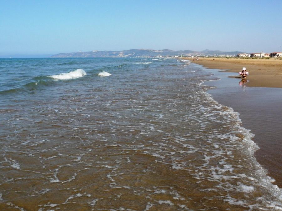 Saidia pláž @ Autor Kartago
