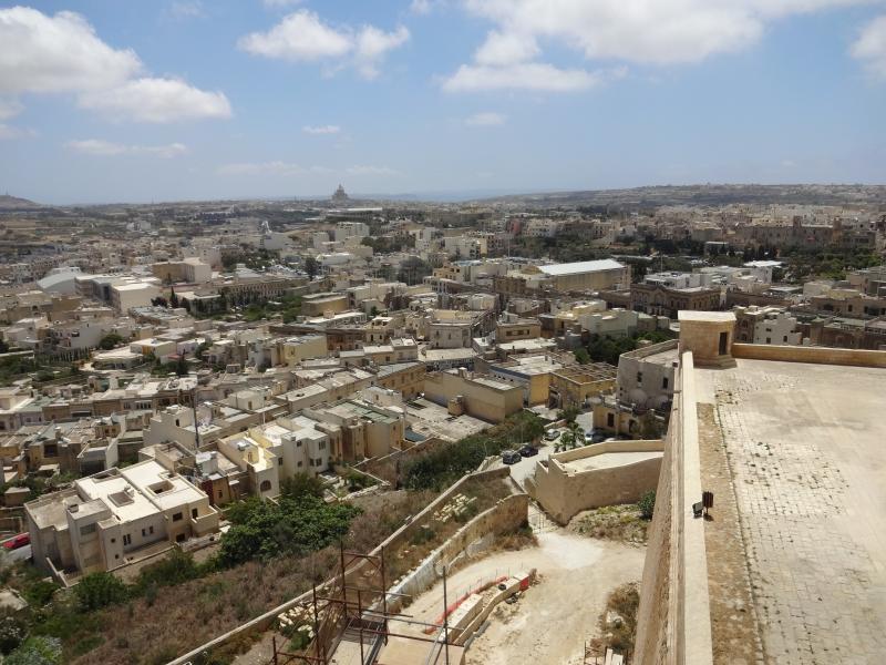 Victoria výhľad z Citadely