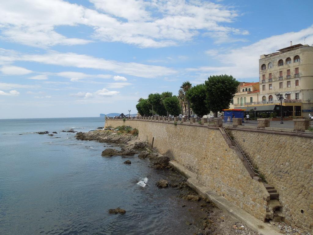 Alghero mesto