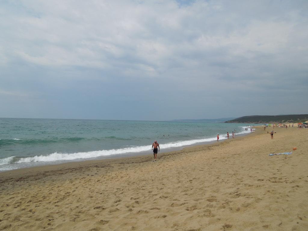 Costa Verde pláž