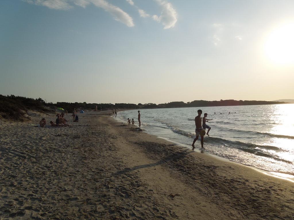Pláž Calasetta