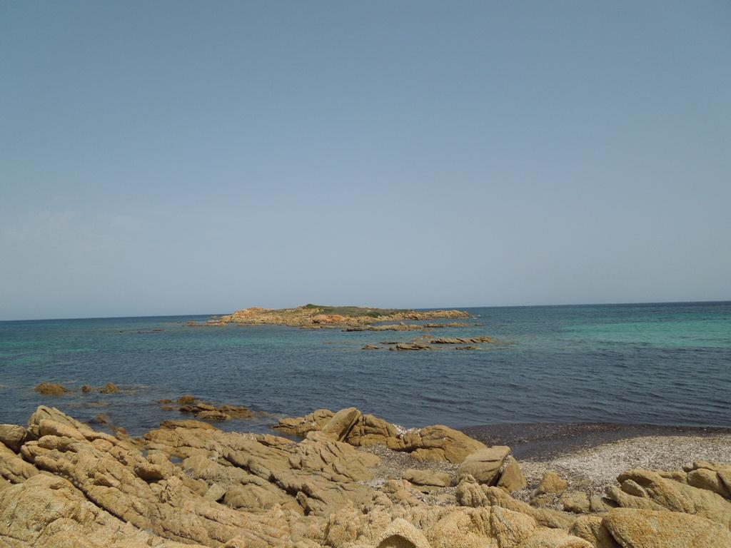 Capo Comino more