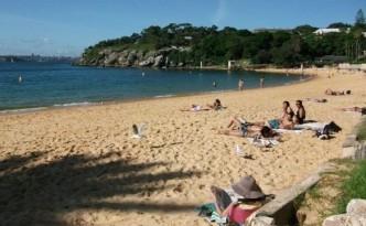Sydney pláž