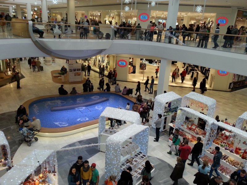 Shopping City Sud