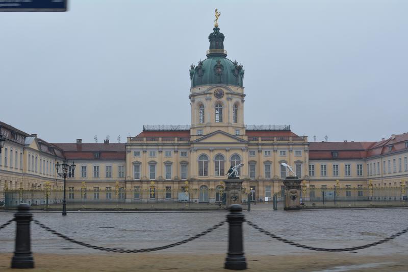 Zámok Charlottenburg