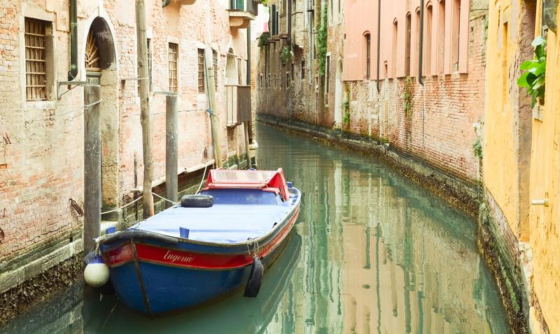 Benátske uličky