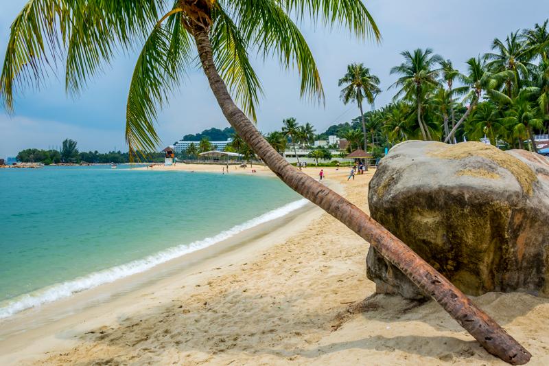 Siloso pláž
