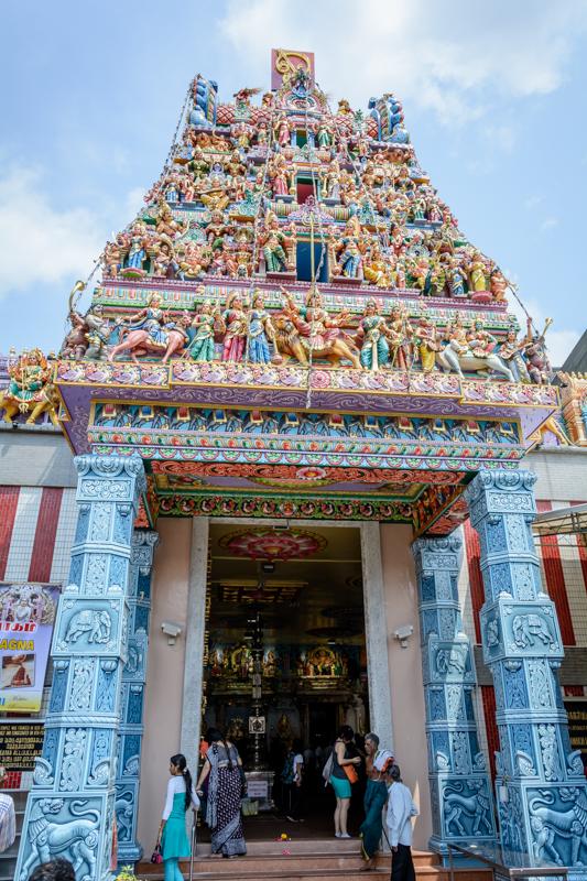 Chrám Sri Veeramakaliamman