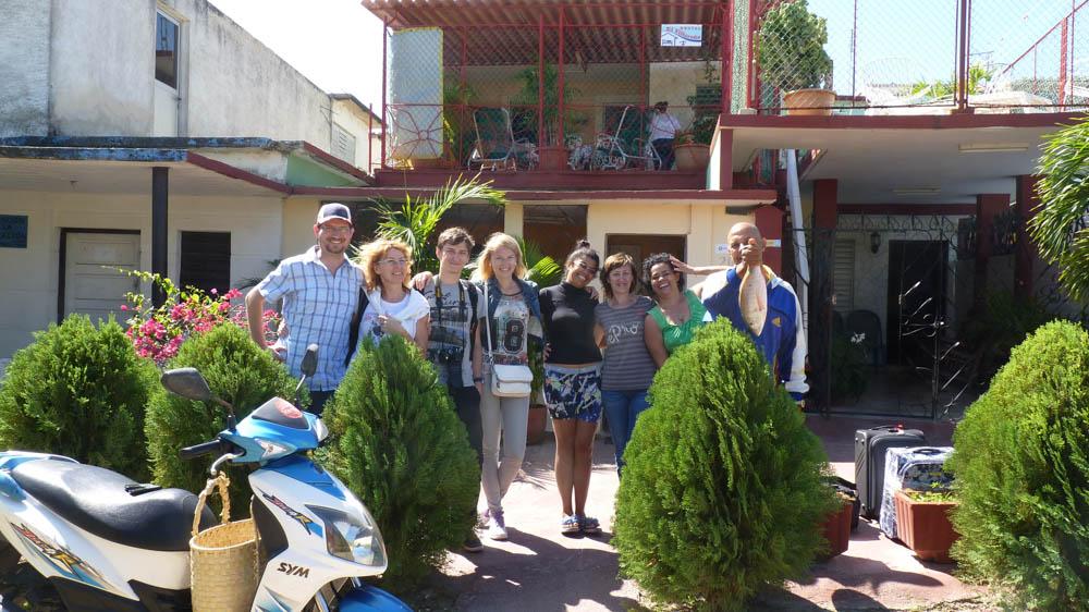 Kubánska rodinka