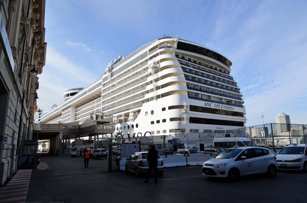 Loď Splendida