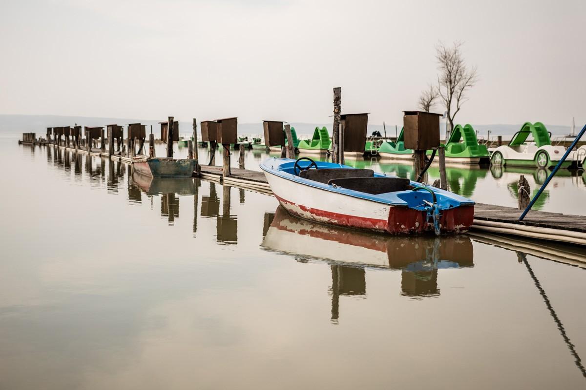 Okolie Neziderského jazera - Podersdorf am See