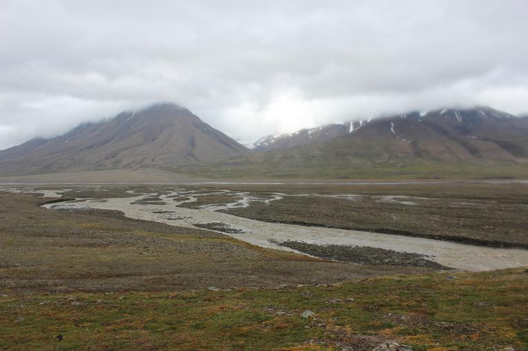 Údolie rieky Advent