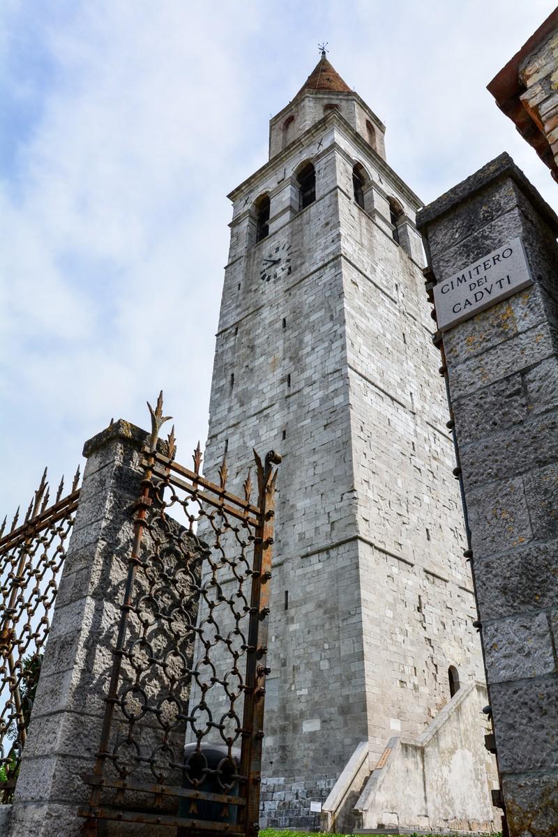 Bazilika v Aquileiy