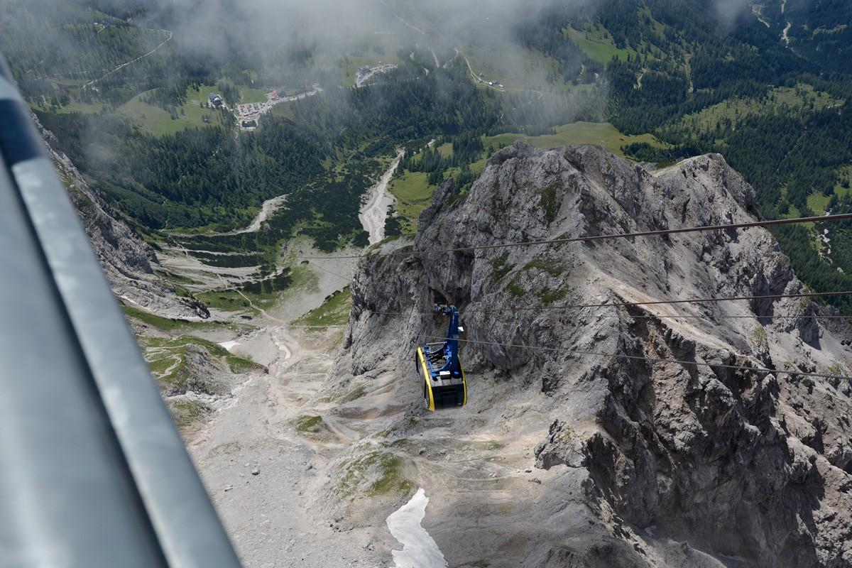Lanovka na Dachstein