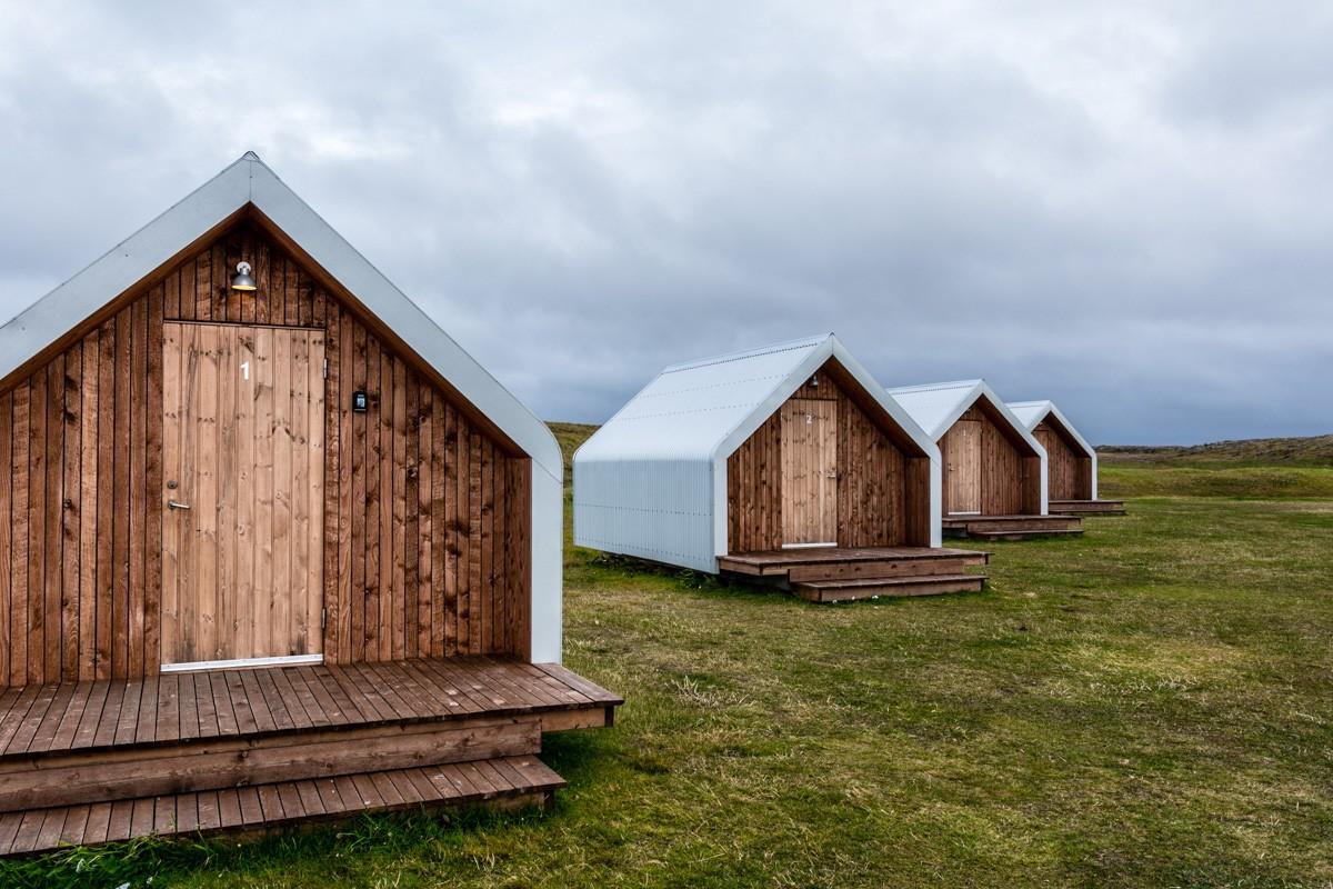 Ubytovanie v Sandgerði