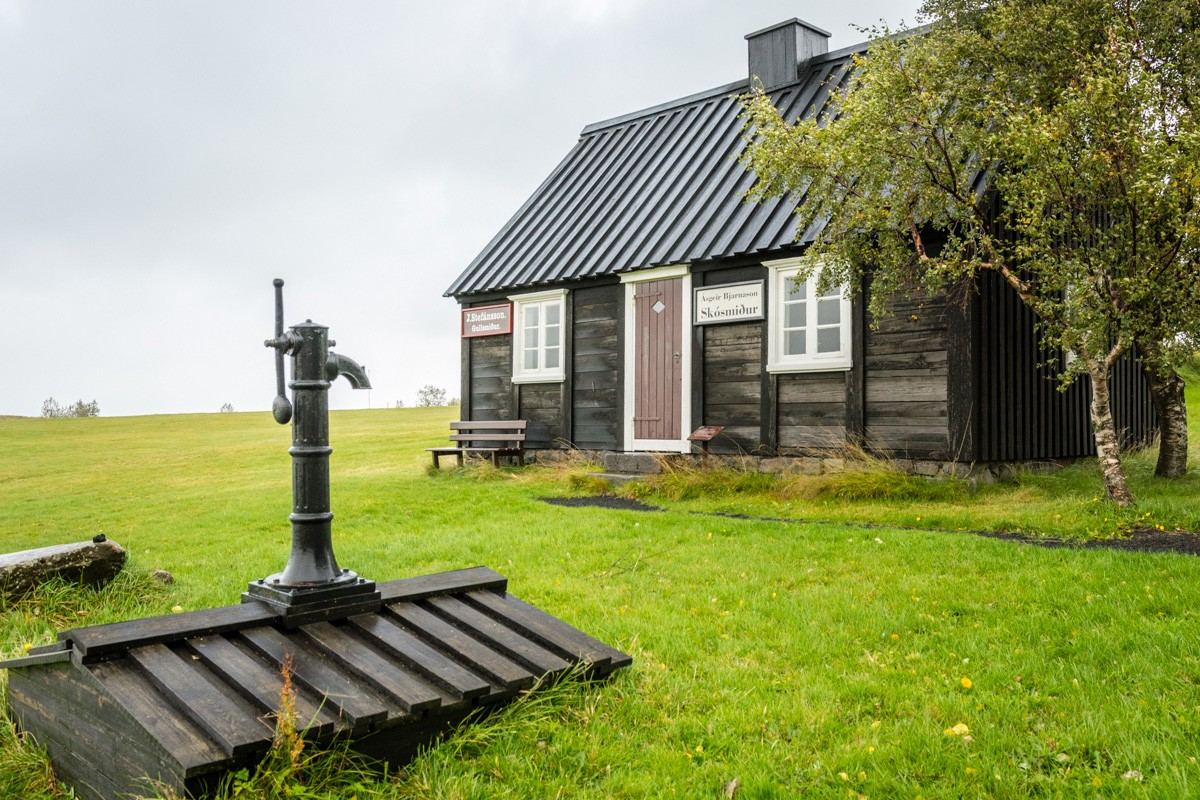 Skanzen Reykjavík