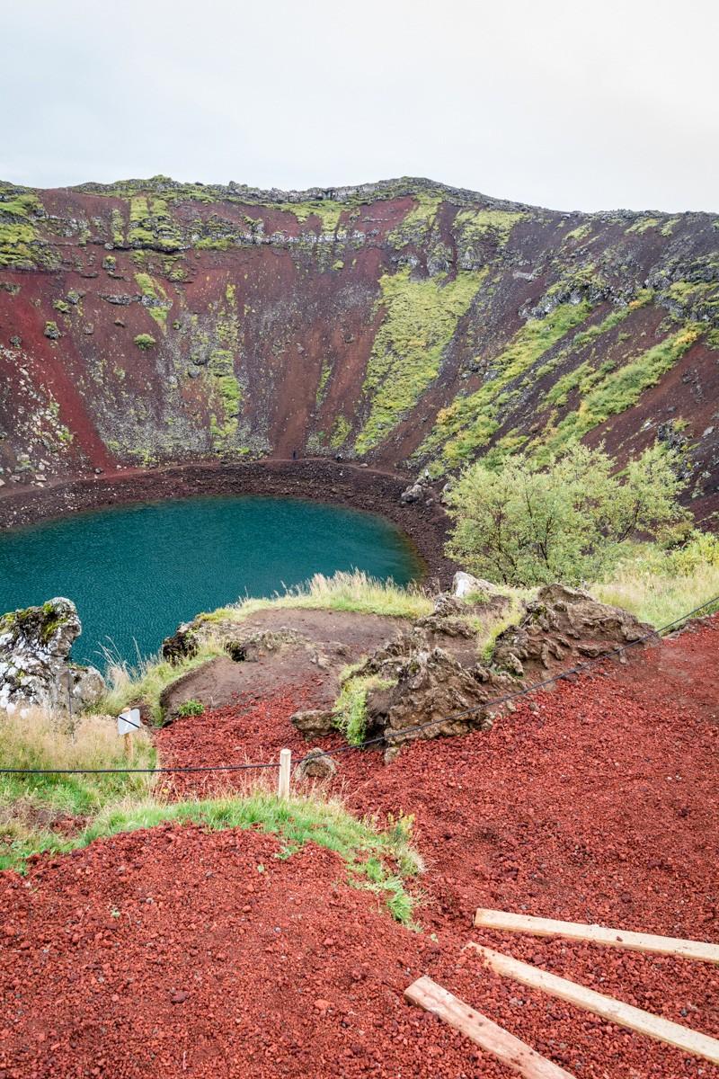 Kráter Kerid