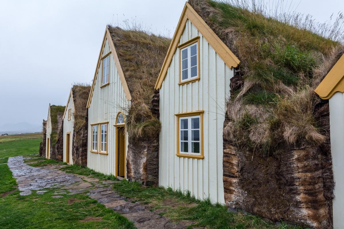 Skanzen Skagafjordur