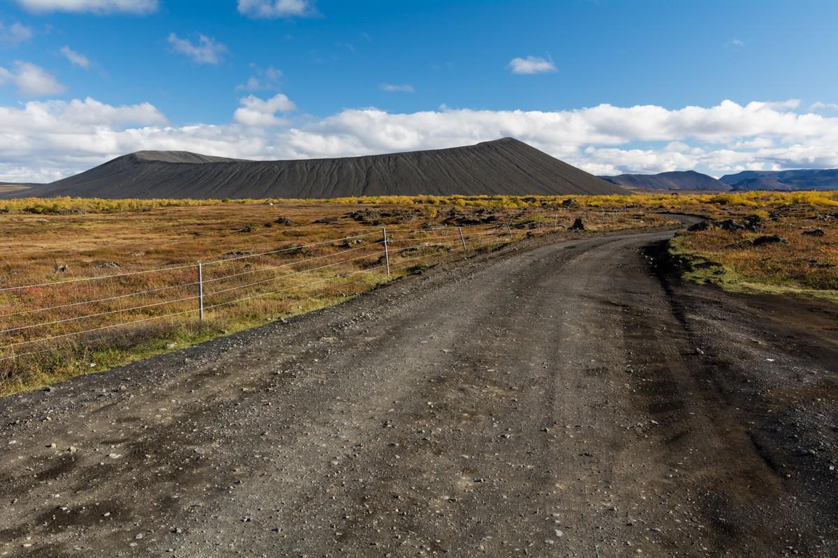 Kráter Hverfjall